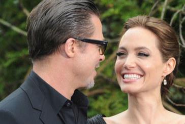 La lune de miel (atypique) de Brad Pitt  et Angelina Jolie