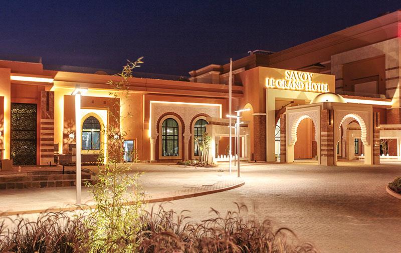 Savoy, le Grand Hôtel ouvre à Marrakech