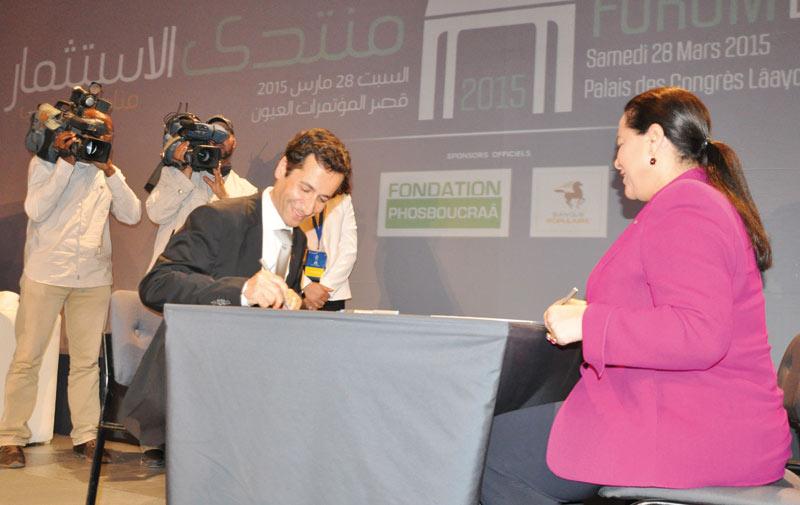 BCP-CGEM : Benchaâboun soutient l'investissement dans les provinces du Sud