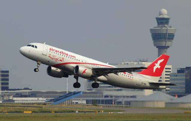 Air Arabia : De nouveaux horaires vers Barcelone