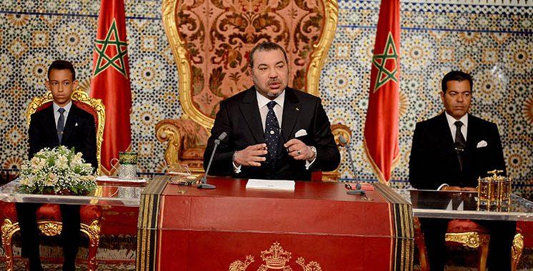 Fête du Trône : SM le Roi adresse samedi un discours à la Nation