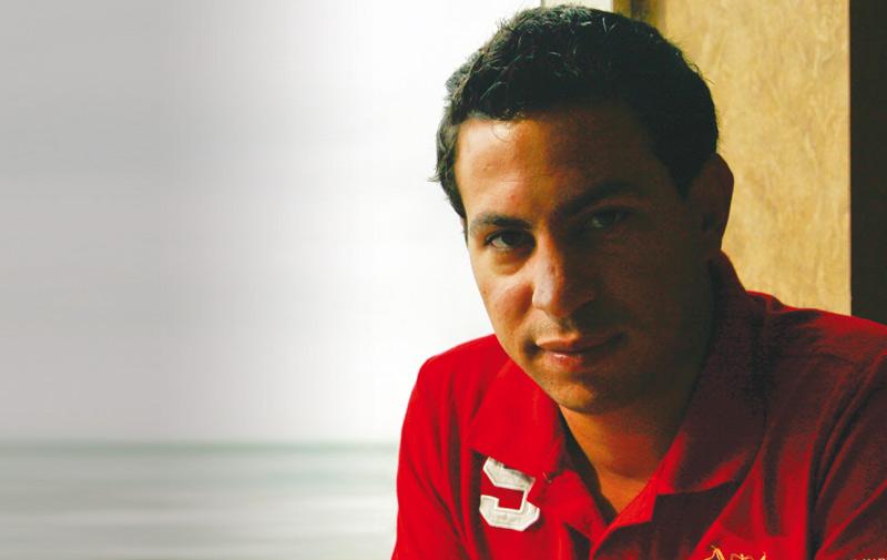 Hicham Hajji: «J'aime côtoyer des stars comme Tom Cruise et Nicole Kidman»
