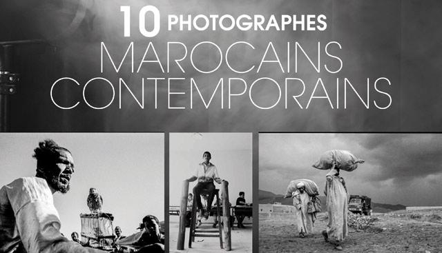 Exposition à Rabat : Dix photographes contemporains livrent leurs clichés sur le Maroc