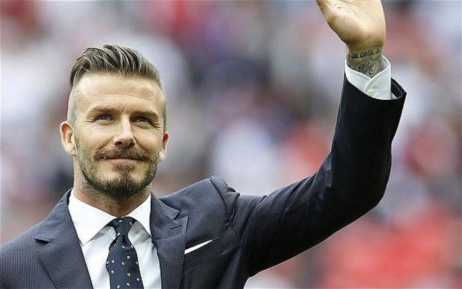 David Beckham s'offre la villa où a été assassiné Gianni Versace