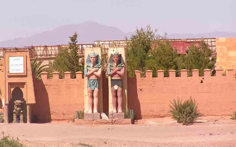 Qu'est-ce qui bloque le développement cinématographique à Ouarzazate?
