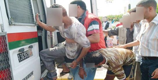 En 3 ans, 465.458 suspects recherchés ont été arrêtés par la police