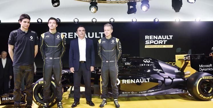 Retour de Renault en Formule 1 : Tous les détails