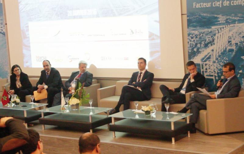 La performance logistique en débat à Tanger
