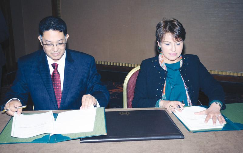 Convention: Le ministère d'Elhaité choisit RSO pour la RSE