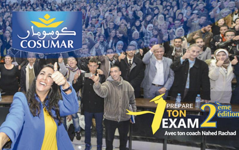 Cosumar : «Prépare ton exam» boucle sa deuxième édition