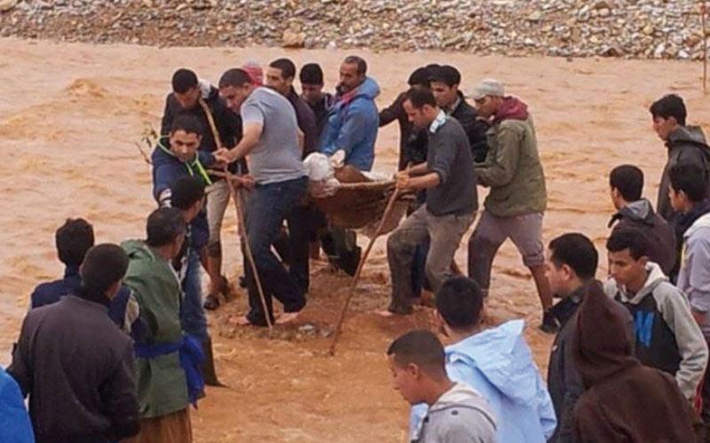 Intempéries au Maroc: Nouvelle alerte ce jeudi