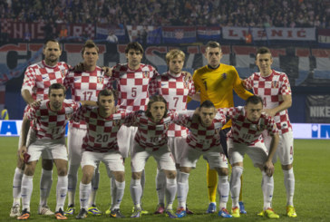 Coupe du monde 2014 : Equipe de la Croatie