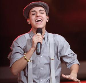 Un jeune chanteur qui fait parler de lui