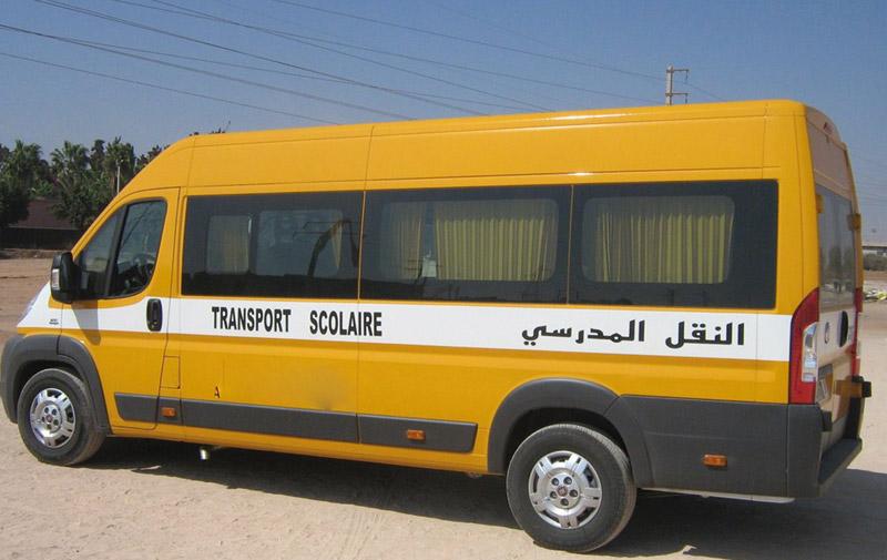Transport scolaire: Le gouvernement abolit les véhicules sans banquettes
