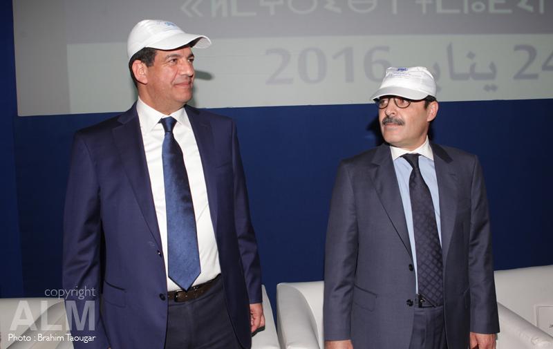 SM le Roi Mohammed VI félicite le nouveau secrétaire général du PAM