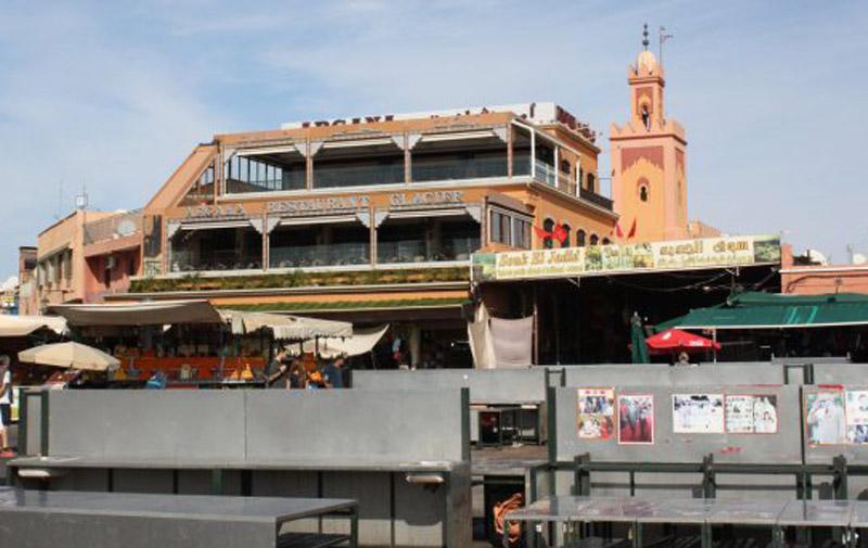 Marrakech: Argana accueille les clients, 4 ans après l'attentat