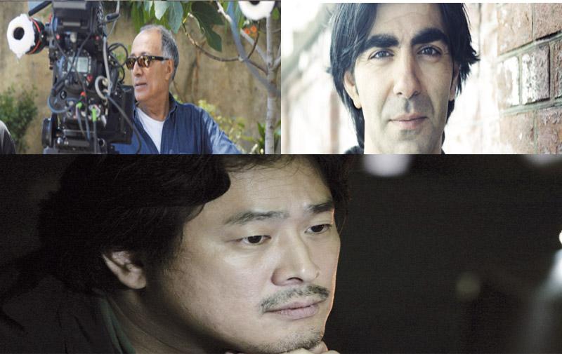 FIFM: Kiarostami, Chan-wook et Akin pour de grandes master class