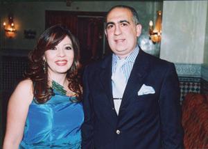 Fatima Zahra Laâroussi et Ahmed Sfaira : «Ahmed m'encourage beaucoup dans mon métier»