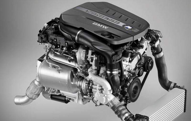 Un moteur quadriturbo  pour BMW