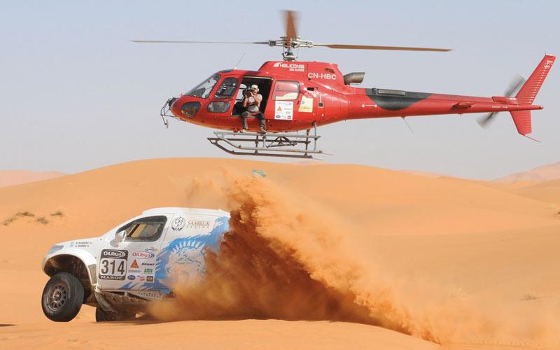 Rallye OiLibya 2014: L'écurie Mini fait son triplé