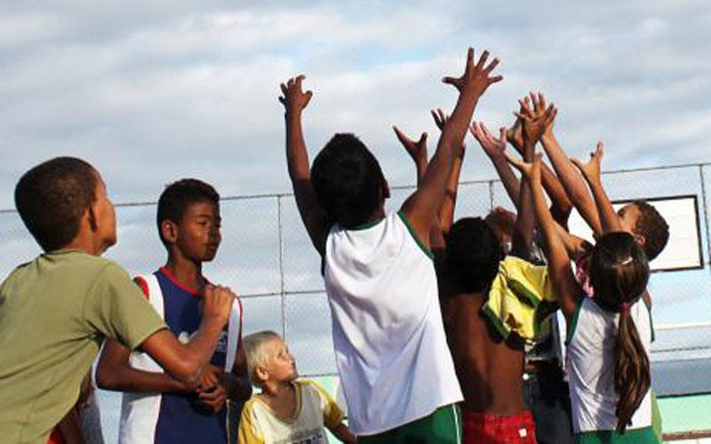 Mondial 2014 : La Coupe du monde des enfants des rues à Rio