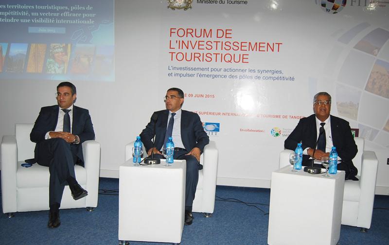 Forum de l'investissement touristique: La SMIT partage sa vision