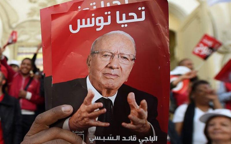 Officiel – Béji Caïd Essebsi vainqueur de la présidentielle en Tunisie