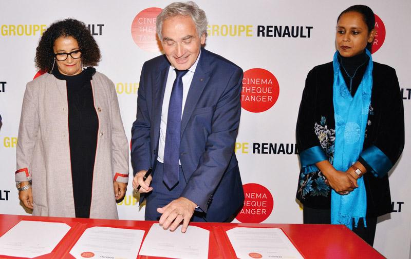 Mécénat: Renault Maroc contre l'abandon scolaire  et pour l'accès au cinéma