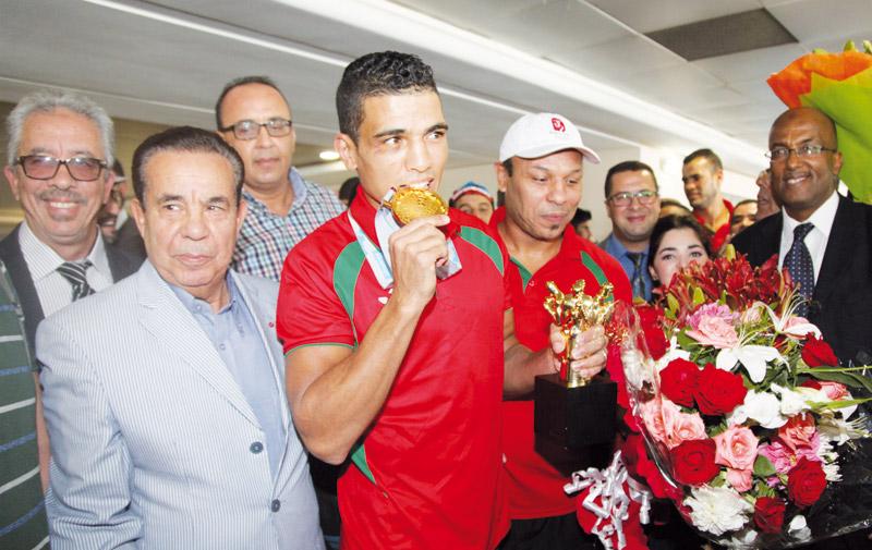 Mohamed Rabii: «Attendez-moi aux JO  de Rio !»