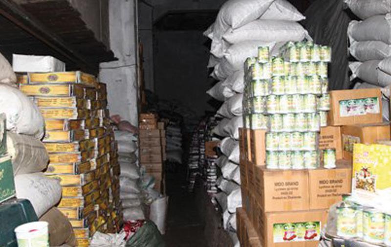 Les contrôles de l'ONSSA se poursuivent: 616 tonnes de produits périmés saisies en une semaine