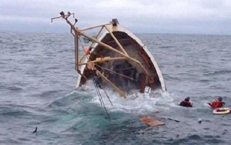 Un bateau de pêche disparu au large de Dakhla: Un seul marin sur les treize composant l'équipage a été secouru