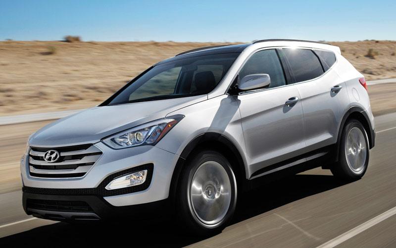 Hyundai Santa Fe: Baroudeur typé confort