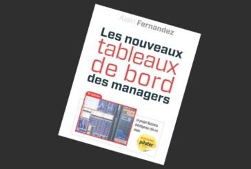 Sélection livre: Les nouveaux tableaux de bord des managers d'Alain Fernandez