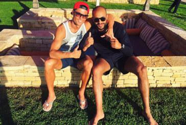 Visite de Cristiano Ronaldo au Maroc : Badr Hari simple invité ?