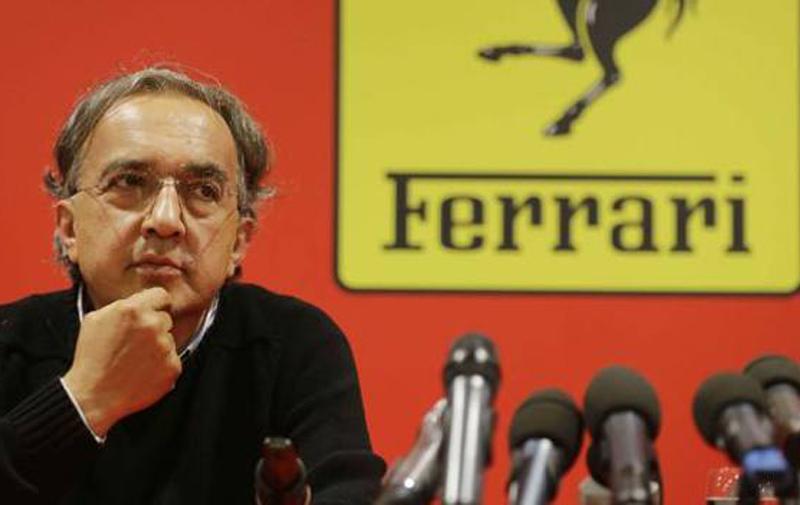 Fiat quitte Ferrari