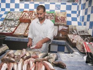 Beni Mellal : Flambée du prix du poisson pendant le Ramadan
