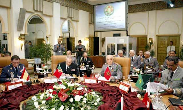 Le Comité directeur de l'Initiative «5+5 Défense» tient sa 15ème réunion à Rabat