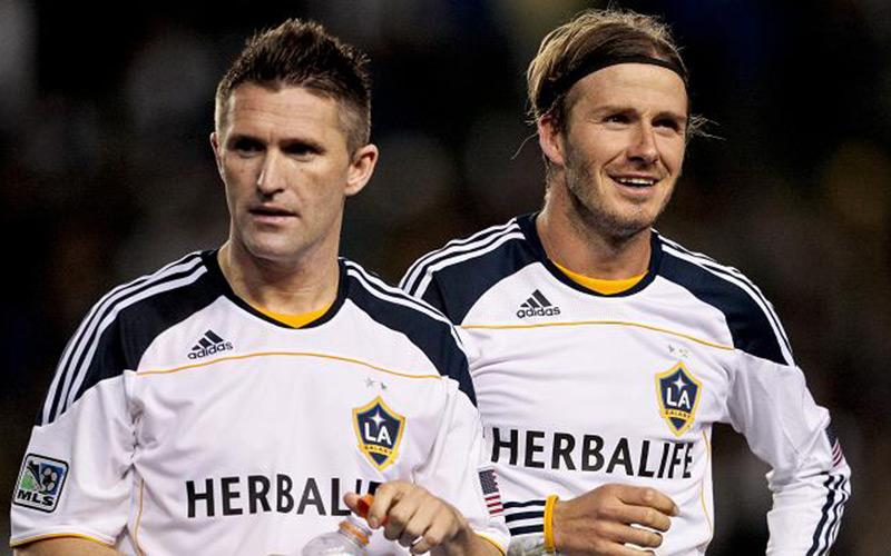 Football : Robbie Keane élu meilleur joueur de MLS