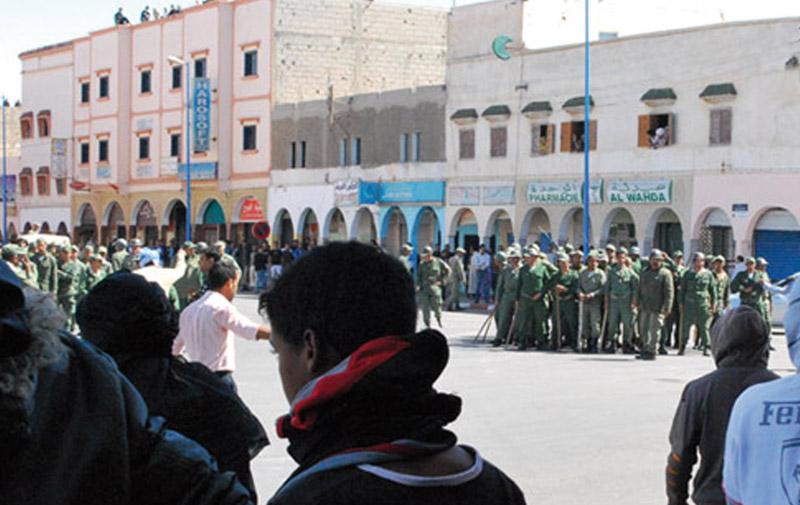 Des actes d'agression contre des forces publiques à Dakhla : Neuf instigateurs arrêtés