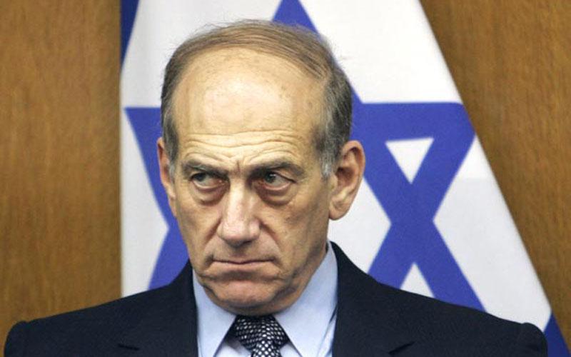 Israël : L'ancien premier ministre Ehud Olmert condamné à 18 mois de prison