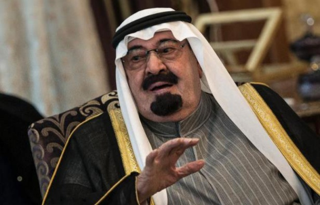 Arabie Saoudite : le Roi Abdullah hospitalisé