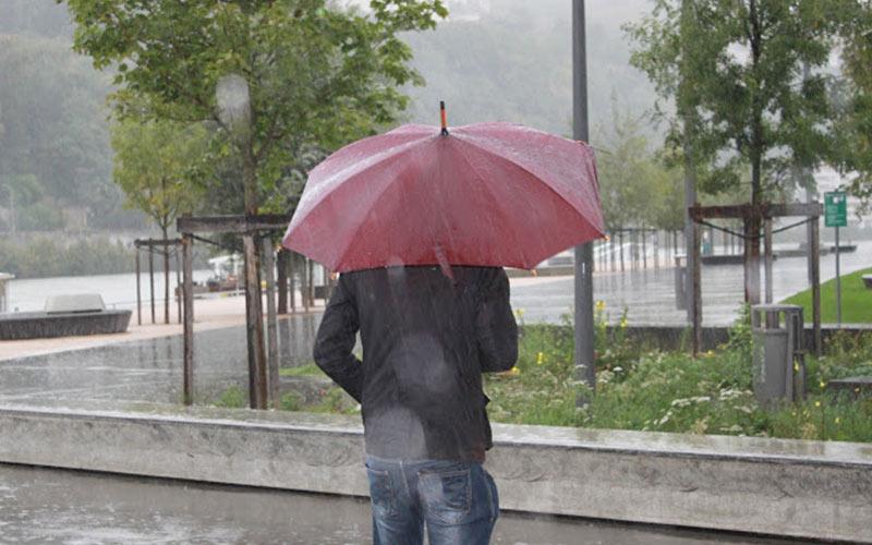 La pluie de retour  dès ce mardi
