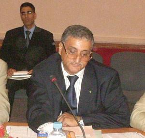 Laâyoune : Mouloud Aliouat réélu à la tête du conseil provincial
