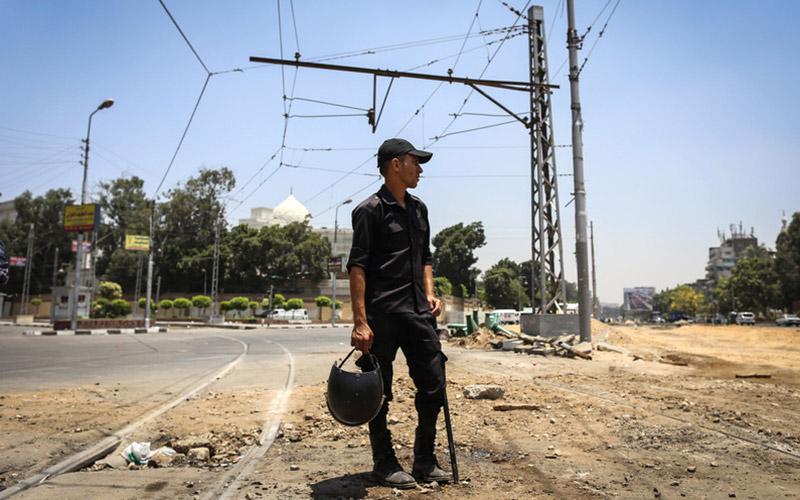 Une bombe explose au Caire près d'un palais présidentiel