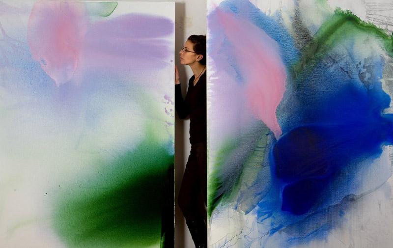 Première Biennale internationale d'art de la Méditerranée en Espagne: Anas Bouanani et Monia Touiss représentent le Maroc
