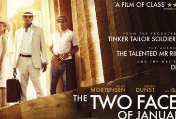 Cinéma : «The Two Faces of January»