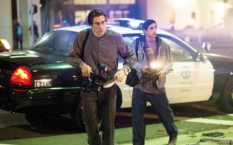 «Night Call» : Portrait d'un serial filmeur
