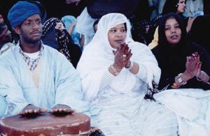 Smara : Première rencontre du samaâ et madih hassani