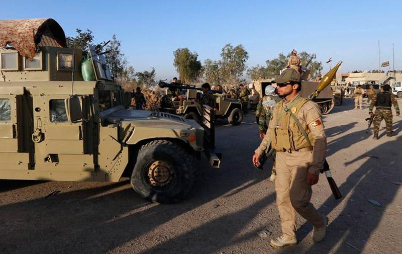 L'armée irakienne reprend le contrôle de Ramadi à l'EI