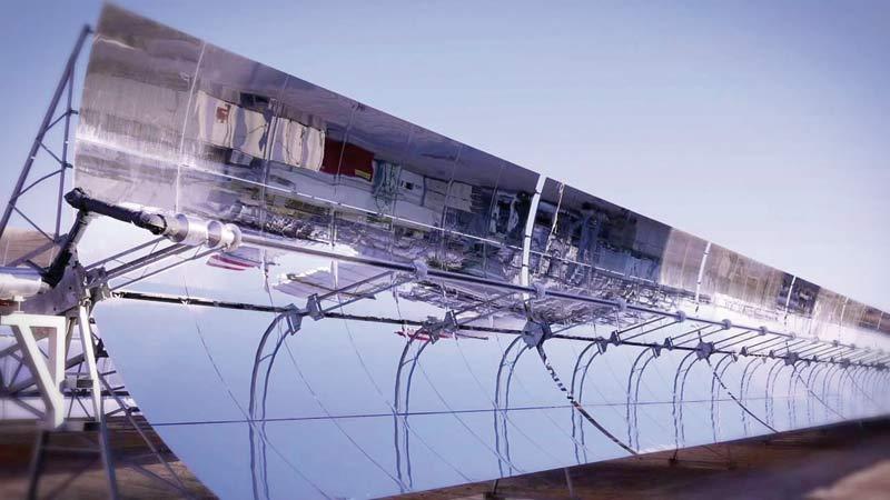 Solaire: la BAD finance la 2ème phase du complexe de Ouarzazate